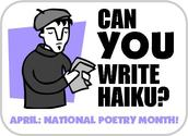 Can you write haiku?
